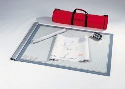 """GTCO """"Quik-Ruler"""" Digitizer, Roll-Up III, 30″ by 36″"""