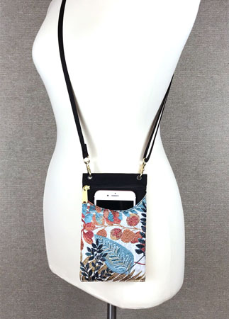 Cell Phone Case - Adjustable Strap