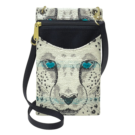 Snow Leopard Cell Phone Case Special Edition